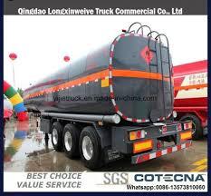 Liquid Asphalt China 2018 New Bitumen Asphalt Liquid Transport Semi Trailer With