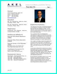 Resume Format Civil Engineer Professional Template Fresher