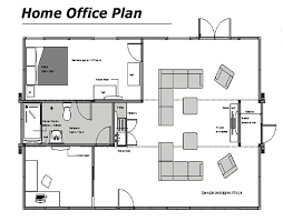 home office plan. home office plan beautiful floor pictures best image 3d n