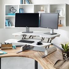 standing office table. height adjustable standing desks varidesk sittostand office table