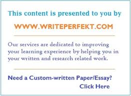 Write Perfekt   Assignment Help   Blog