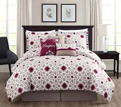 7 piece cal king inspire berry taupe comforter set barbara barry poetical duvet cover queen coloured
