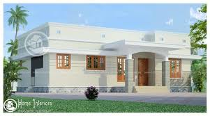 Small Picture Single Home Designs 980 Sq Ft Beautiful Kerala Style Single Floor