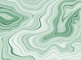 Marble ink colorful. green marble ...