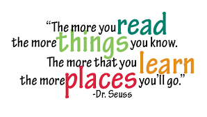Image result for reading 6th grade quotes