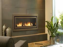 image of gas fireplace inserts modern