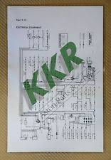 items in kevin kay aston parts shop on aston martin db4 db4gt enlarged laminated wiring diagram