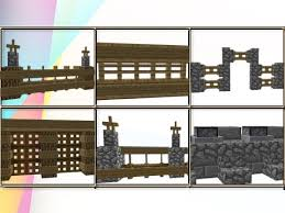 35 minecraft fence wall design ideas