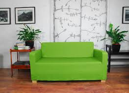 applemint polyester easy fit cover to fit ikea solsta sofa bed