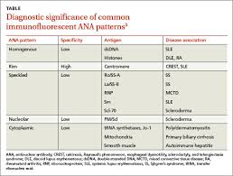 Antinuclear Antibodies When To Test And How To Interpret