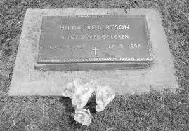 Hilda Rosalie Wagner Robertson (1918-1997) - Find A Grave Memorial