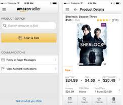 Amazon verkaufen app