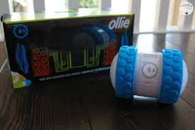 ollie the app controlled robot that is driven by adrenaline one of the hottest toys this holiday season enter to win one now holidaygiftguide