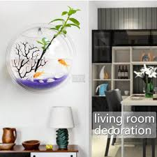 ... Wall Mounted Acrylic Aquarium Fish Tank  Wall Aquarium