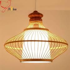 modern wooden pendant lights style hand knitted regarding bamboo light inspirations 9 wood fixture fixtures b
