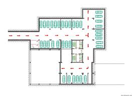 beautiful house plan with basement parking home design ideas with underground parking house