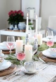 Satori Design For Living Christmas Tablescape With Pops Of Colour Satori Design For