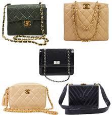 chanel vintage bag. chanel treasure trove vintage bag i