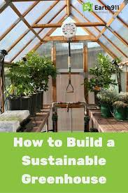How To Build A Simple Everyday Greenhouse  Garden  Pinterest Buy A Greenhouse For Backyard