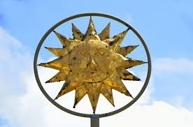 Solgud Symbolen Tecken - Gratis foto på Pixabay