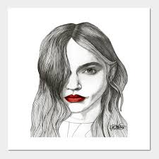 661488 1 on red lipstick wall art with sasha with red lips red lipstick wall art teepublic