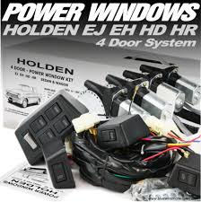 tiger kit car wiring diagram wirdig holden ej eh hd hr power window kit 4d on wiring harness for eh holden