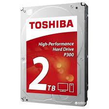 <b>Жесткий диск Toshiba</b> P300 2TB 7200rpm 64MB <b>HDWD120UZSVA</b> ...
