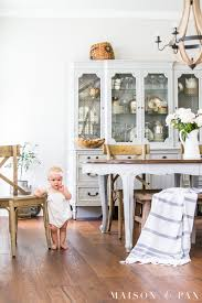 french country dining rooms. Get Tips For A Simple Dining Room Makeover. #frenchcountry #neutrals #diningroom # French Country Rooms
