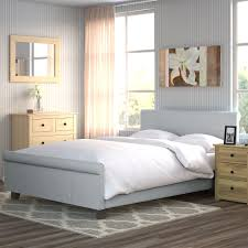 Taft Furniture Bedroom Sets Andover Mills Taft Upholstered Sleigh Bed Frame Reviews