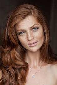 show your freckles redheads make up inspiration for brides with freckles bridal musings wedding 11