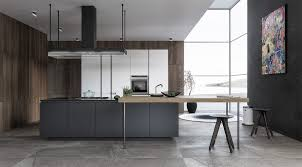 Modern Kitchen And 20 Sleek Kitchen Designs With A Beautiful Simplicity
