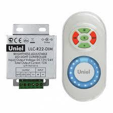 <b>Контроллер ULC</b>-<b>R22</b>-<b>DIM White</b> блистер <b>Uniel</b> купить в Иваново ...