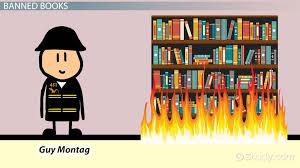 censorship in fahrenheit 451 exles ysis video lesson transcript study