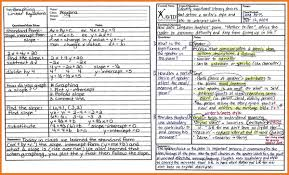 Cornell Style Notes Anahid Beauvoir Nobel Middle School