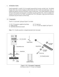 Brookfield Viscometer Spindle Conversion Chart Brookfield Ku 1 Viscometer User Manual Page 3 11