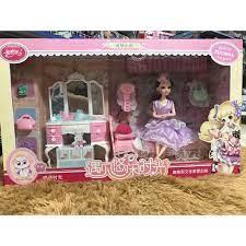 Bộ đồ chơi nhà búp bê dễ thương dành cho bé gái tại Hải Dương