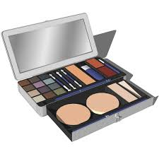 make up kit es in two configurations open and
