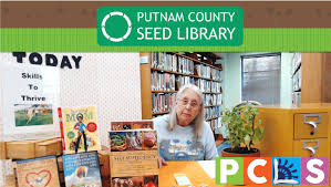 Putnam County Library System: Seed Library