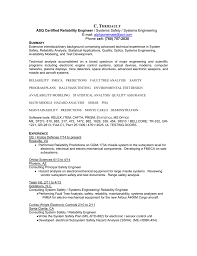 Formatted Resume