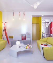Orange And Yellow Living Room Colour It Yellow Living Room Midcityeast