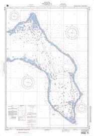 Up To Date Depth Charts Nga Nautical Chart 81715 Kwajalein Atoll Marshall Islands