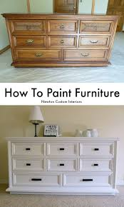 best 25 gold painted furniture ideas