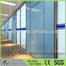 office partition dividers. Halumm Prefabricated Office Partition Used Room Dividers Modular Wall Divider Aluminium S