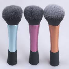 1pc marvelous professional big loose powder brush nylon makeup brushes for makeup 3 colors beauty tools dropshipping in makeup scissors from beauty health