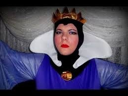 tutorial evil queen from disney snow white and the seven dwarfs makeup