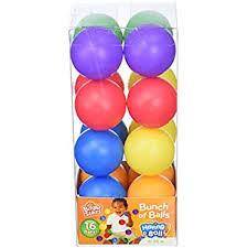ball toys. bright starts having a ball bunch of balls toys