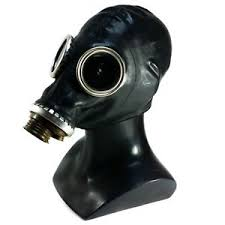M40 Gas Mask Size Chart Details About Soviet Russian Military Gas Mask Gp 5 Black Rubber Only Mask Size S