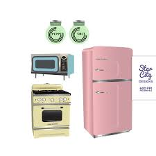Retro Kitchen Small Appliances Complete Your Retro Kitchen With Retro Kitchen Appliances