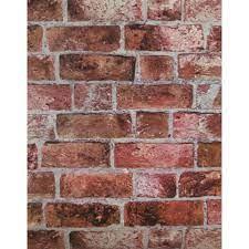 Brick Wallpaper Modern Rustic Brick ...