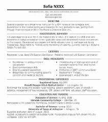 Resume Template For New Graduates Resume For Graduate Nurse Penza Poisk
